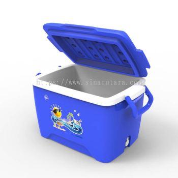 DT0240 35LT Rect Cooler Box