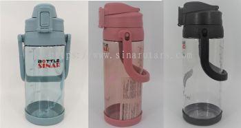 T2100 2200ml PC Bottle