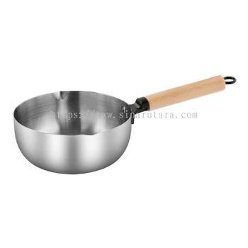 XPG-18 18cm Stainless Steel Sauce Pan
