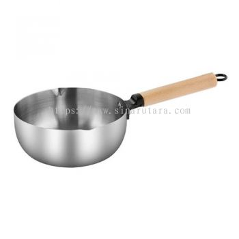 XPG-20 20cm Stainless Steel Sauce Pan