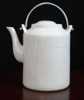 WPY1162 W.PORCELAIN TEA POT��2500ML��