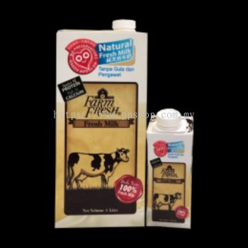 FARMFRESH FRESHMILK 1L