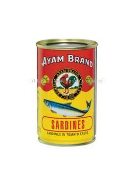 AYAM BRAND SARDINES 155g