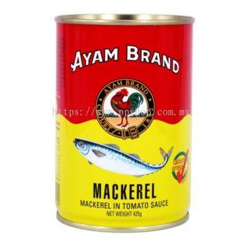 AYAM BRAND MACKEREL 425g
