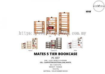Mates 5 Tier Bookcase (PC 837)