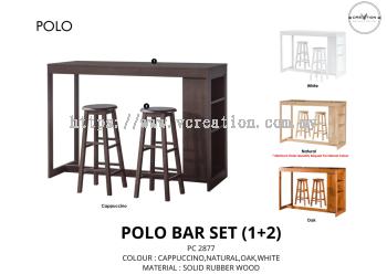 Polo Bar Set (1+2)