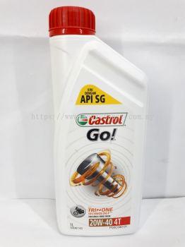 CASTROL GO 20W40 4T 1L
