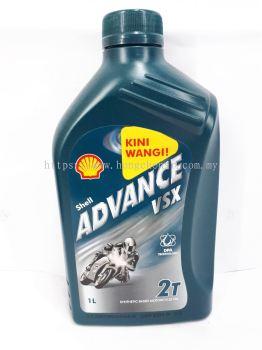 SHELL ADVANCE VSX 2T (WANGI) 1L