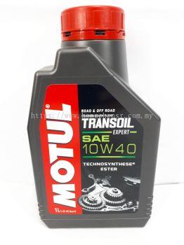 MOTUL TRANSOIL EXPERT 10W40 4T-1L