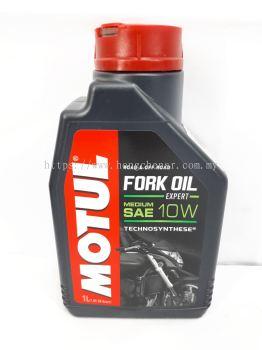 MOTUL FORK OIL-EXPERT MEDIUM-SAE 10W-1L