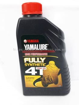 YAMALUBE 10W40 FULLY SYNTHETIC 1L