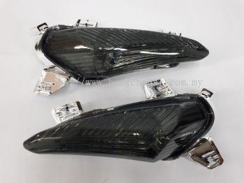 Y15ZR FRONT SIGNAL LAMP SET-L/R-SMOKE BLACK-ACC-VISS