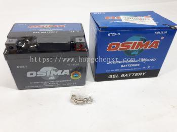OSIMA BATTERY-GTZ5-S-(GEL)