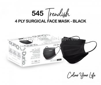 4 Ply Protective Face Mask