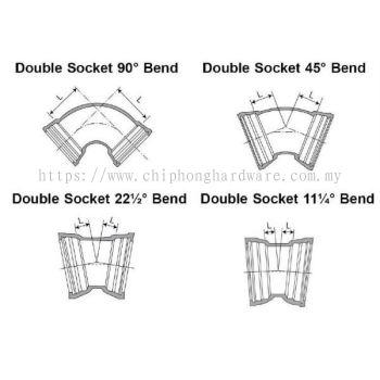Double Socket Bend