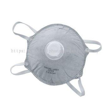 Active Carbon Valved Particulate Respirator