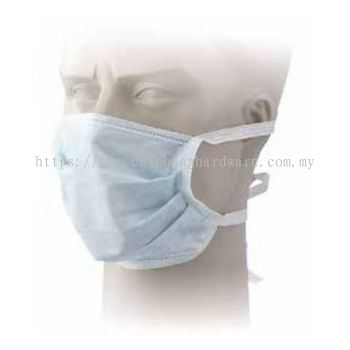 Tie-On Surgical Face Mask