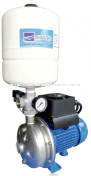 Automatic Variable Speed Booster Pump Type JET-E (P1)