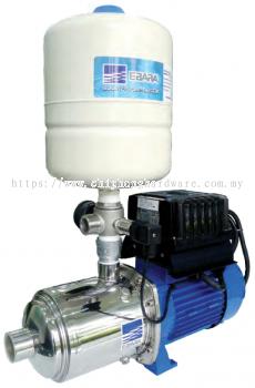 Automatic Variable Speed Booster Unit Type Matrix-E