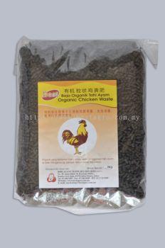 Organic Chicken Waste   �л���״�����  (400GM/3KG)