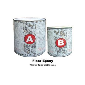 Floor Epoxy (A+B) (Per Set)