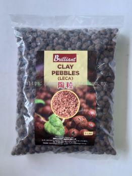 Clay Pebbles (Leca) ����  3 liter (3L) (11-14 mm)