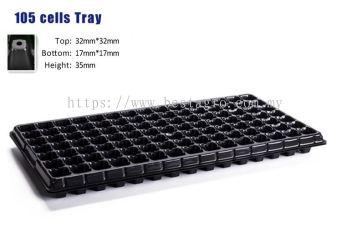 105 Cells Tray