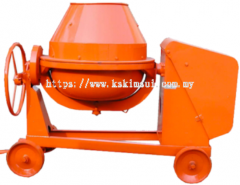 7TM CONCRETE MIXER