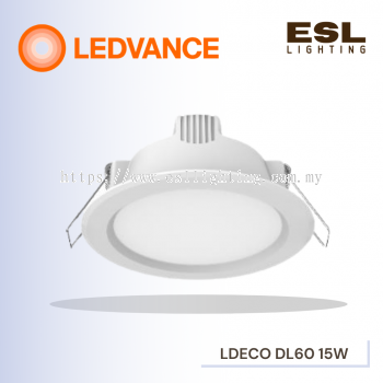 LEDVANCE LED ECO Downlight 15WATT GEN1