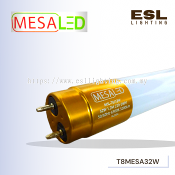 MESALED 32W LED TUBE 4FT SIRIM APPROVED ONE YEAR WARRANTY 30 PCS 1 CARTON