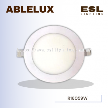 ABLELUX 9W ROUND LED RECESSED DOWNLIGHT 810LUMEN POWER FACTOR 0.9 AC85-265V