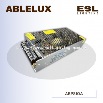 ABLELUX 10A POWER SUPPLY AC 120W 110 / 220V