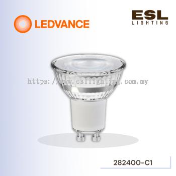 LEDVANCE 4.5W LED VALUE PAR 16 50 GU10 220V-240V 2700K 400lm