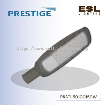 PRESTIGE 50W 100W 150W LED STREET LIGHT IP65 HIGH LUMEN POWER FACTOR 0.9