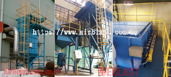 Sock Type Filter Bag Dust Collector