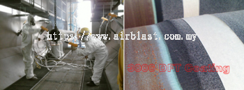 Specialized 3LPP Blasting & Coating Facility