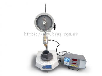 Penetrometer Apparatus (BS 2001)