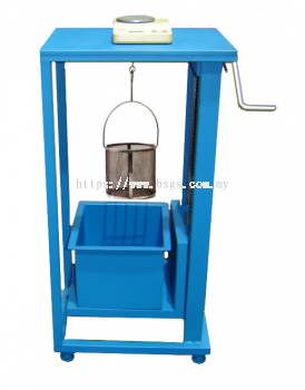 Specific Gravity Frame [Buoyancy Balance] (BS 1019)