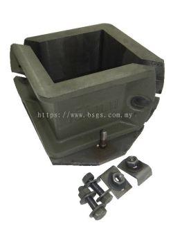Concrete Mould (BS 4014)