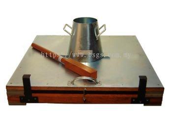 Concrete Flow Table Apparatus (BS 4003)