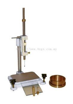 Vicat Apparatus (BS 4018)