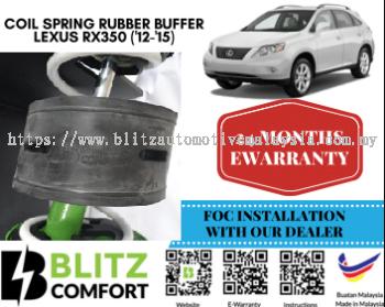 Lexus RX 350 (12′-15′) Coil Spring Rubber Buffer