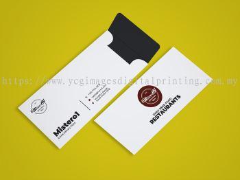 Side Fold Envelope