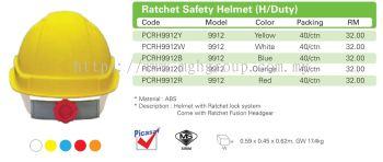 Picasaf 9912 Ratchet Helmet - Sirim