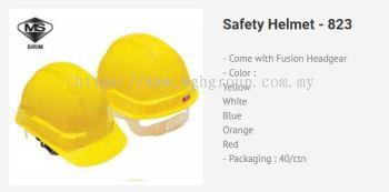 BK 823 Slide Lock Helmet