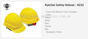 BK 8232 Ratchet Helmet