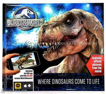 Jurassic World (Where Dinosaurs Come To Life)