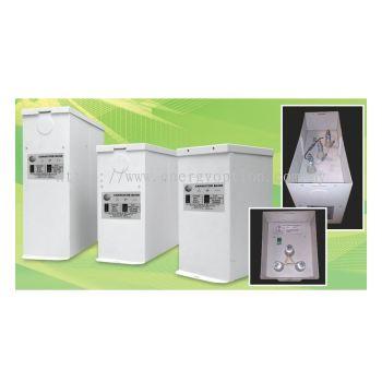 ELCO Prismatic-Type Power Capacitors 134-135 Series