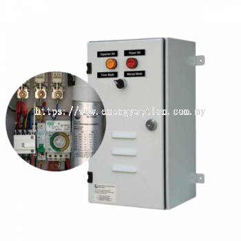 ELCO Power Factor Correction With Timer