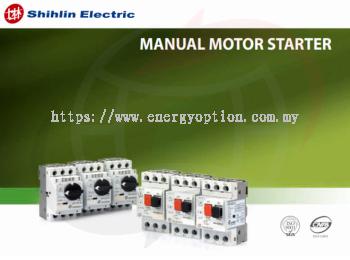 Shihlin Manual Motor Starter
